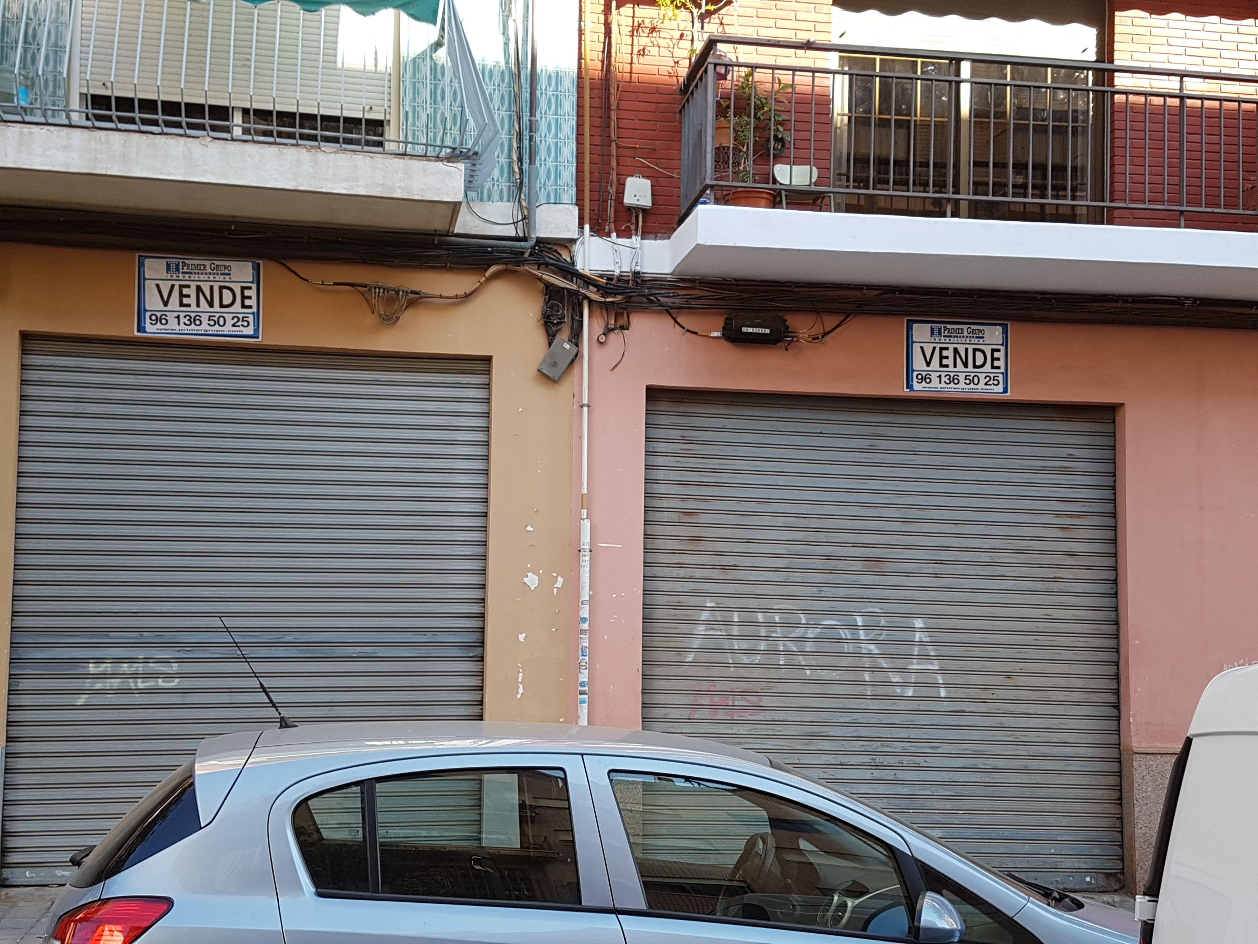 Local en venta en avenida Blasco Ibáñez, 73, Paterna