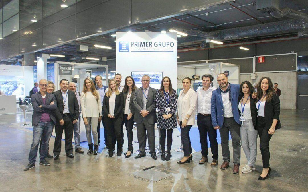 PRIMER GRUPO Franquicia Inmobiliaria cierra más de 50 citas en el Salón Internacional de las Franquicias