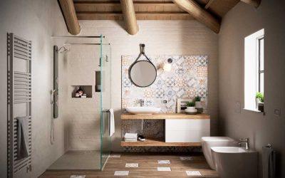 ¿Cómo ganar espacio en el cuarto de baño?